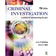Criminal Investigation: A Method for Reconstructing the Past (BOK)