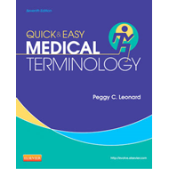 Quick & Easy Medical Terminology (BOK)