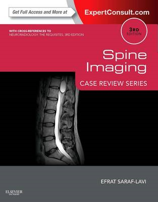 Spine Imaging: Case Review Series (BOK)