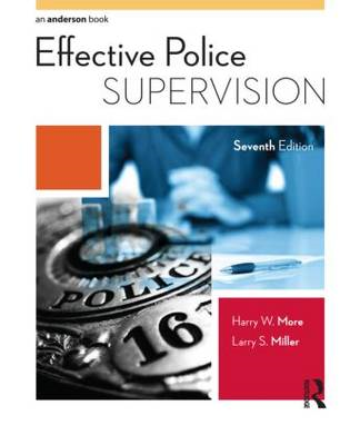 Effective Police Supervision (BOK)