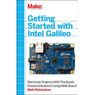 Make - Getting Started with Intel Galileo (BOK)