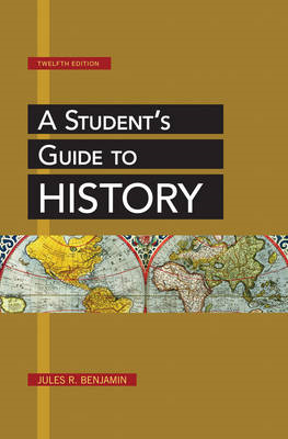Student's Guide to History (BOK)
