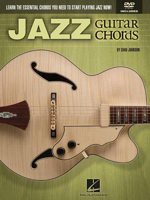 Chad Johnson: Jazz Guitar Chords (BOK)