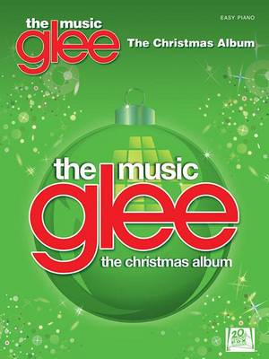 Glee: The Music - The Christmas Album (Easy Piano) (BOK)