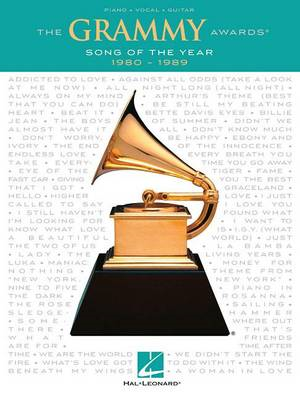 The Grammy Awards: Song of the Year 1980-1989 (BOK)