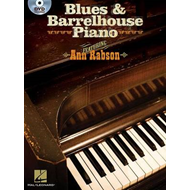 Ann Rabson: Blues & Barrelhouse Piano (BOK)