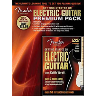Fender Presents: Getting Started on Electric Guitar Premium Pack (BOK)
