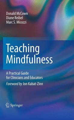 Teaching Mindfulness (BOK)