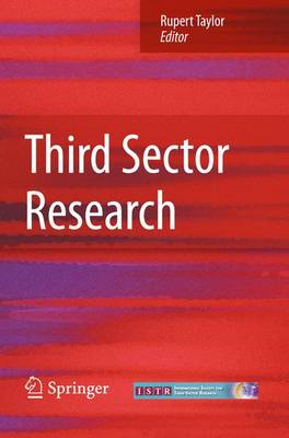 Third Sector Research (BOK)