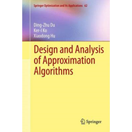 Design and Analysis of Approximation Algorithms (BOK)