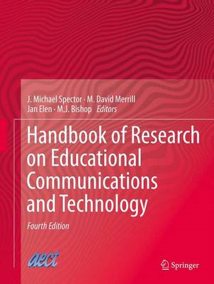 Handbook of Research on Educational Communications and Techn (BOK)
