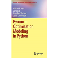 Pyomo - Optimization Modeling in Python (BOK)