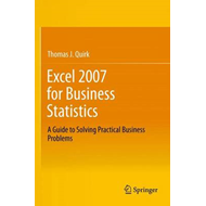 Excel 2007 for Business Statistics (BOK)
