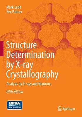 Structure Determination by X-ray Crystallography (BOK)