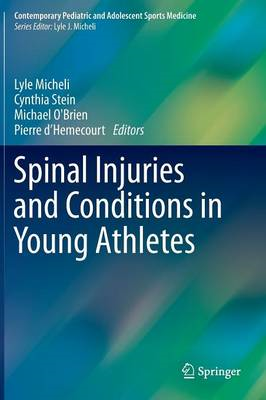 Spinal Injuries and Conditions in Young Athletes (BOK)