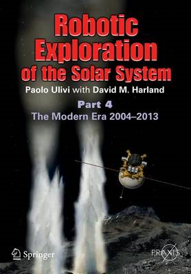 Robotic Exploration of the Solar System (BOK)