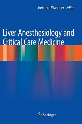 Liver Anesthesiology and Critical Care Medicine (BOK)