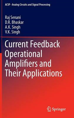 Current Feedback Operational Amplifiers (BOK)