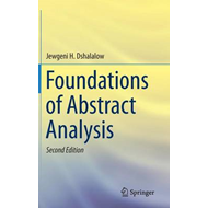 Foundations of Abstract Analysis (BOK)
