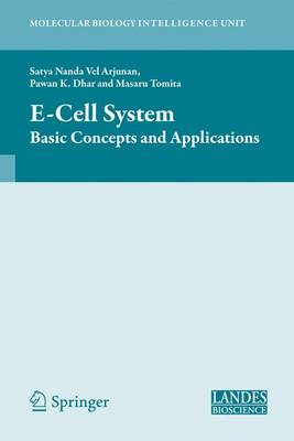 E-Cell System: Basic Concepts and Applications (BOK)