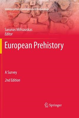 European Prehistory: A Survey (BOK)