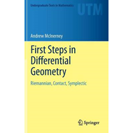 First Steps in Differential Geometry (BOK)