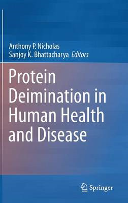 Protein Deimination in Human Health and Disease (BOK)