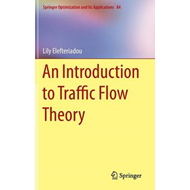 Introduction to Traffic Flow Theory (BOK)