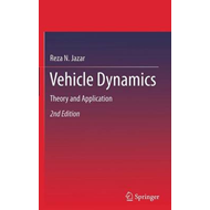 Vehicle Dynamics: Theory and Application (BOK)