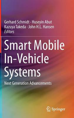 Smart Mobile In-Vehicle Systems: Next Generation Advancements (BOK)