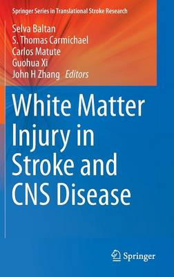 White Matter Injury in Stroke and CNS Disease (BOK)