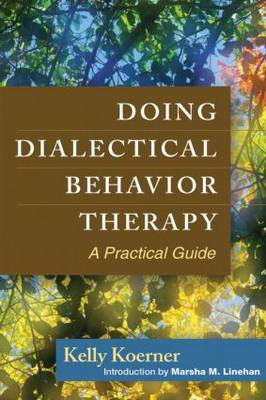 Doing Dialectical Behavior Therapy (BOK)