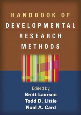 Handbook of Developmental Research Methods (BOK)