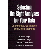 Selecting the Right Analyses for Your Data (BOK)