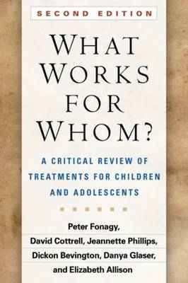 What Works for Whom?, Second Edition (BOK)