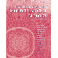 Student Solutions Manual for Molecular Cell Biology (BOK)