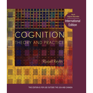 Cognition Theory and Practice (BOK)
