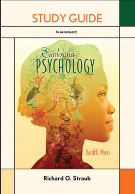 Study Guide for Exploring Psychology (BOK)