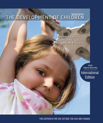 The Development of Children (BOK)