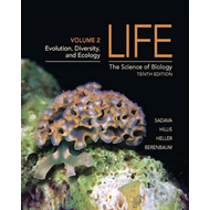 Life: The Science of Biology (Volume 2) (BOK)