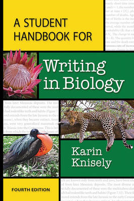 Student Handbook for Writing in Biology (BOK)