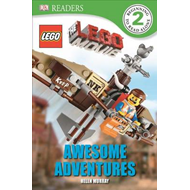 DK Readers L2: The Lego Movie: Awesome Adventures (BOK)