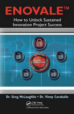 Enovale: How to Unlock Sustained Innovation Project Success (BOK)