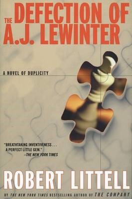 The Defection of A.J. Lewinter: A Novel of Duplicity (BOK)