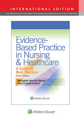 Evidence-Based Practice in Nursing & Healthcare (BOK)