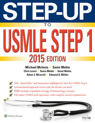 Step-Up to USMLE Step 1 2015 (BOK)