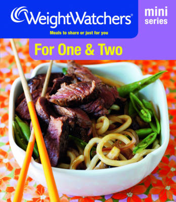 Weight Watchers Mini Series: For One and Two (BOK)