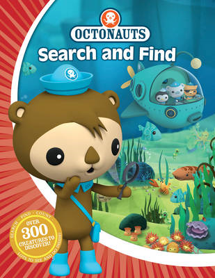 Octonauts: Search and Find (BOK)