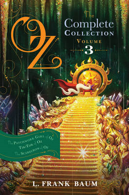 Oz, the Complete Collection (BOK)