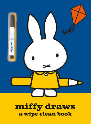Miffy Draws: Wipe Clean Activity Book (BOK)